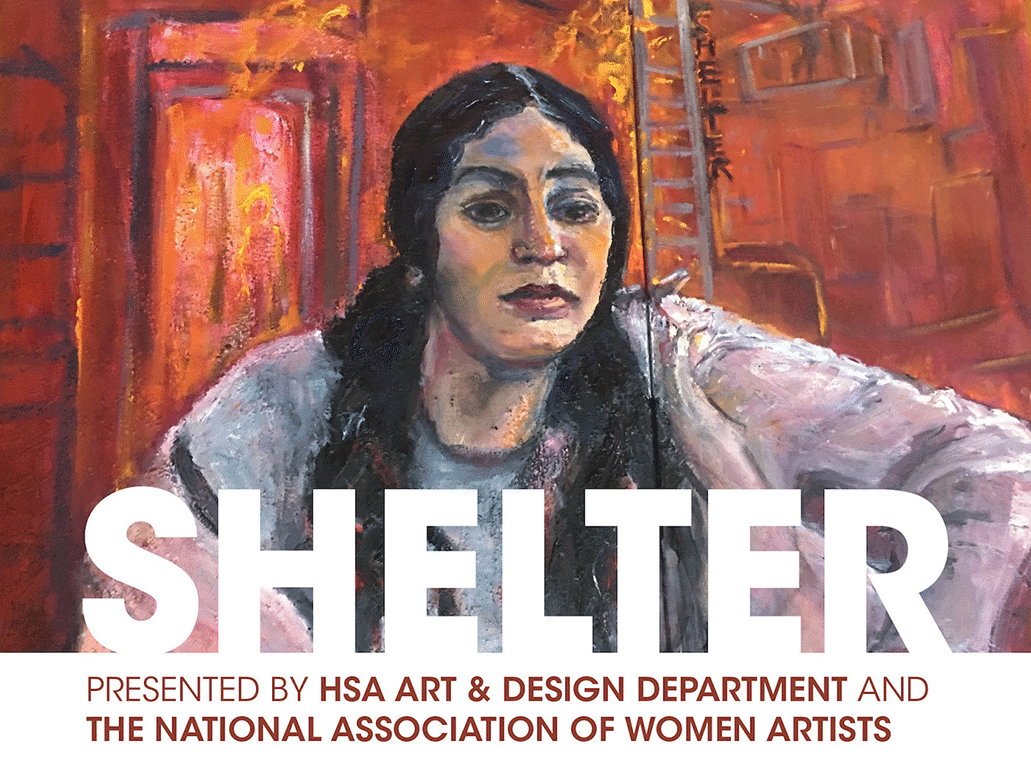 Exposition Shelter à New-York Mars 2018
